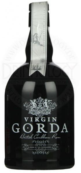 Virgin Gorda Rum 8 Years Old