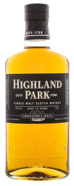 Highland Park Ambassadors Choice 10 Jahre 0,7L 46%