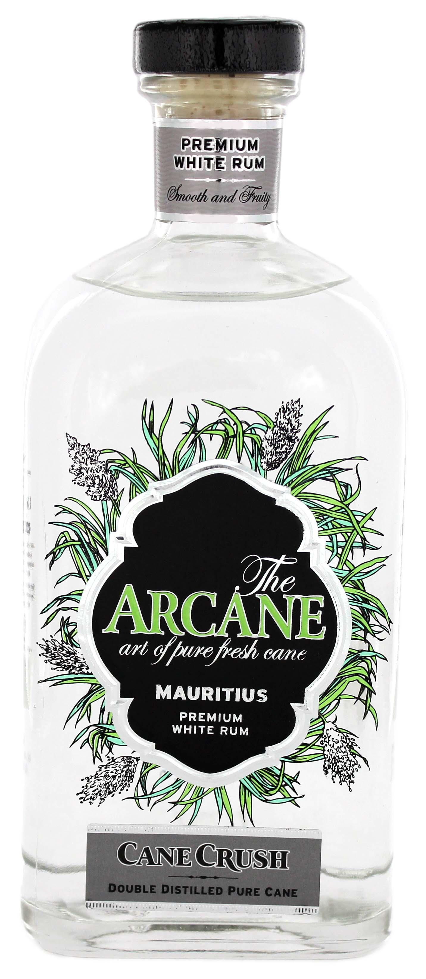 Arcane Cane Crush Premium White Rum 0,7L 43,8%