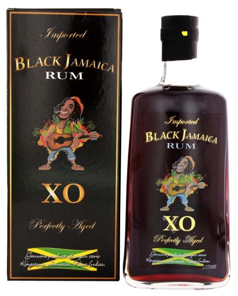 Black Jamaica Rum XO 0,7L 40%