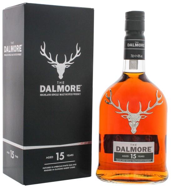 The Dalmore Single Malt Whisky 15 Jahre, 0,7 L, 40%