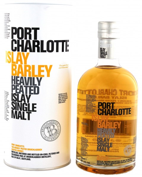 Port Charlotte Islay Barley Heavily Peated