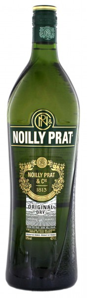 Noilly Prat French Dry Vermouth, 1,0 L, 18%