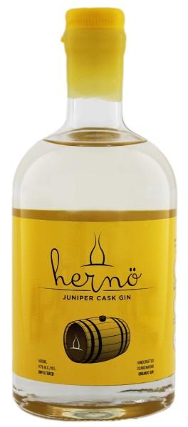 Hernö Juniper Cask Gin -Bio- 0,5L 47%
