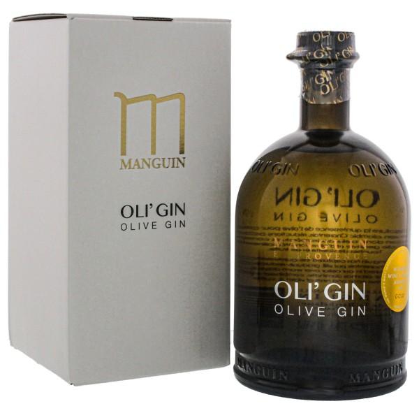 Manguin Oli Gin 0,7L 41%