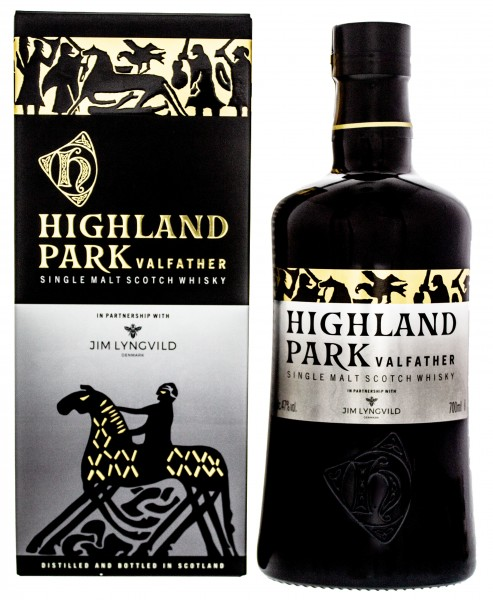 Highland Park Valfather Single Malt Scotch Whisky 0,7L 47%