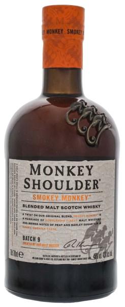 Monkey Shoulder Smokey Monkey Blended Malt Whisky 0,7L 40%