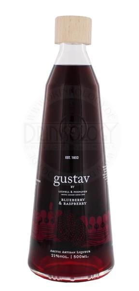 Gustav Blueberry-Raspberry Liqueur