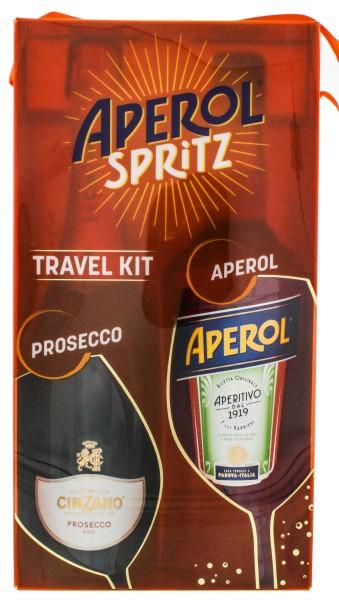Aperol Spritz Set (Aperol 1,0L + Cinzano Prosecco 0,75L) 11%