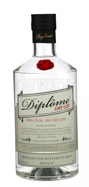 Diplome Dry Gin