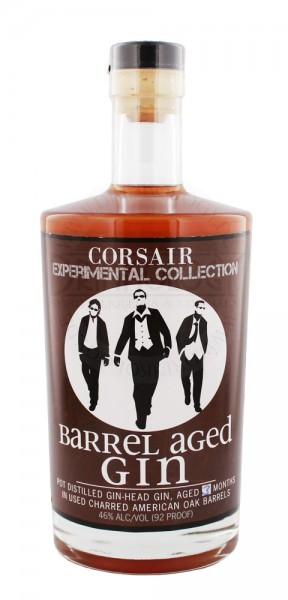 Corsair Barrel Aged Gin 0,7L 46%