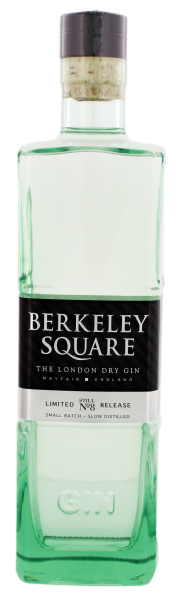 Berkeley Square Still No. 8 Limited Release Gin 0,7 L 46%