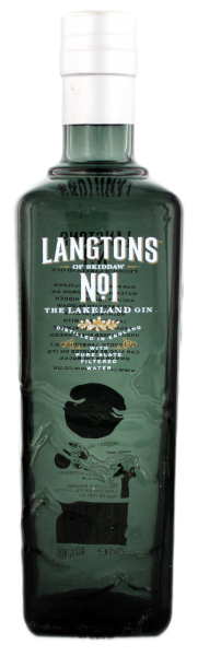 Langtons of Skiddaw No.1 Gin 0,7 L 40%