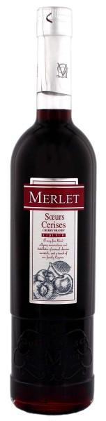 Merlet Soeurs Cerises Cherry Brandy Liqueur, 0,7L 24%