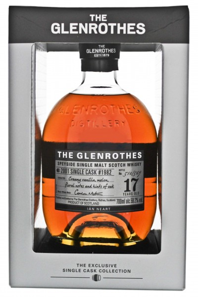 The Glenrothes Single Cask Whisky Iàn Neart 17 Jahre 59,2%
