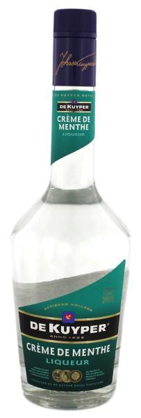 De Kuyper Creme de Menthe White Liqueur 0,7L 24%