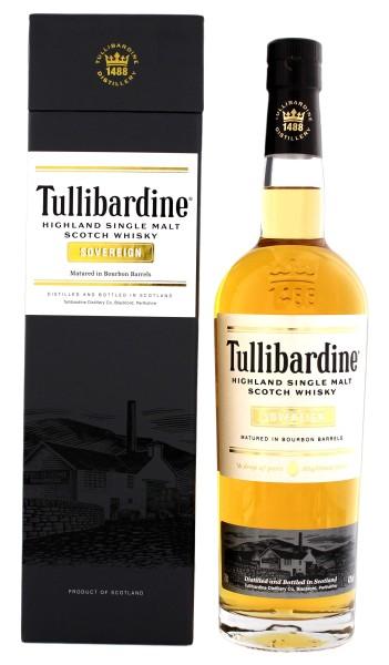 Tullibardine Single Malt Whisky Sovereign