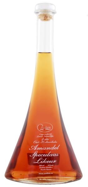 Zuidam Oud Hollandsche Amandel Speculaas Liqueur, 0,5 L, 24%
