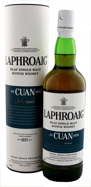 Laphroaig Single Malt Whisky An Cuan Mor 0,7L 48%