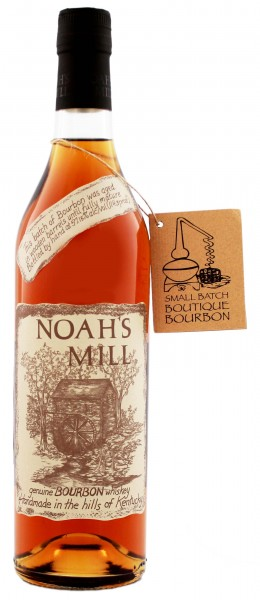 Noahs Mill Bourbon Whiskey, 0,7L, 57,15%