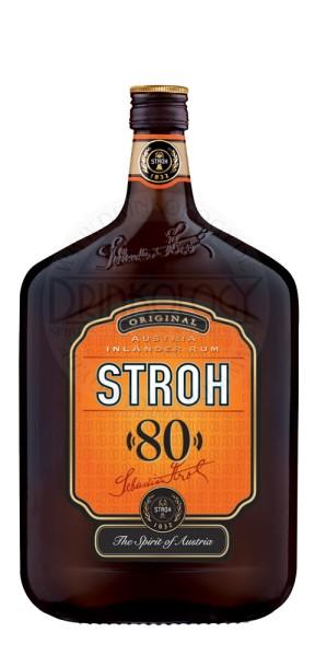 Stroh 80 Original Rum, 1 L, 80%