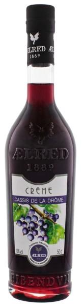 Aelred Liqueur 1889 Crème de Cassis de la Drôme 0,5L 16%