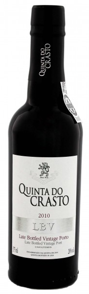 Quinta do Crasto LBV Port 2010 0,375L