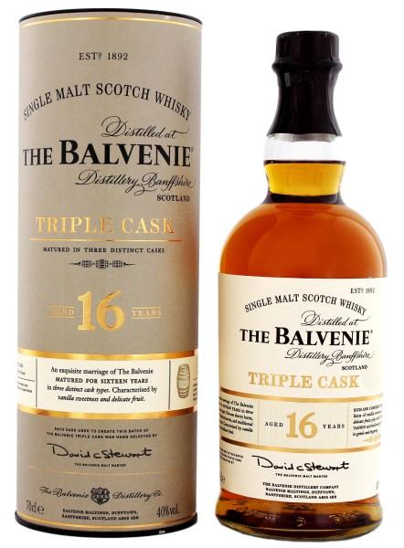 Balvenie Triple Cask Malt Whisky 16 Jahre