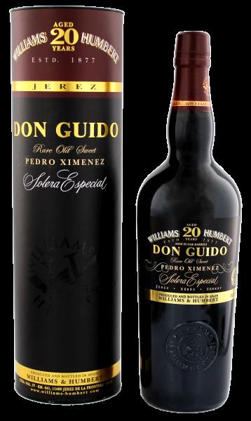 Don Guido Solera Especial 20YO Pedro Ximenez 0,75L 18%