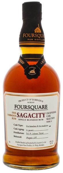 Foursquare Fine Barbados Rum Sagacity 12 Jahre 0,7L 48%