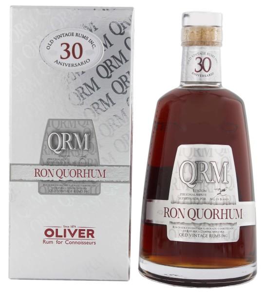 Quorhum Rum 30 Jahre