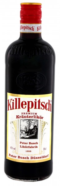 Killepitsch Bitter 0,7L 42%