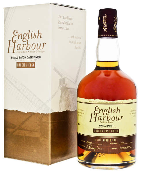 English Harbour Rum Madeira Cask Finish 0,7L 46%