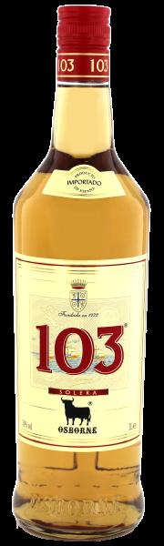 Osborne Solera 103, 1 L, 30%