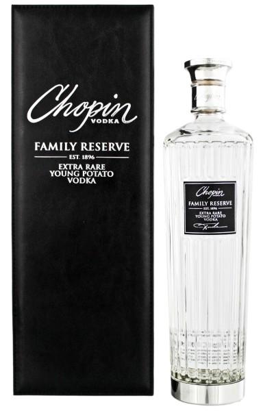 Chopin Family Reserve Extra Rare Young Potato Vodka 0,7L 40%