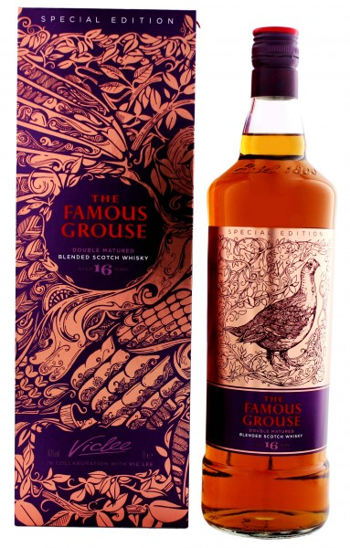 Famous Grouse 16 Jahre Vic Lee Special Edition