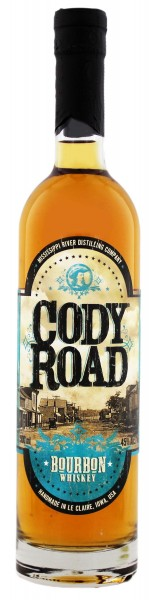 MRDC Cody Road Bourbon Whiskey, 0,5 L