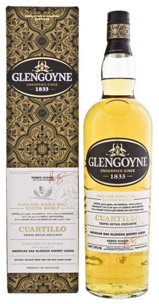 Glengoyne Cuartillo Highland Single Malt Whisky 1,0L 40%