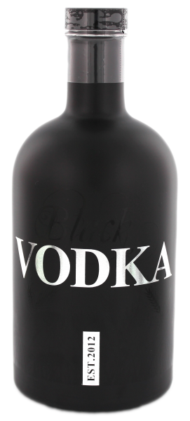 Gansloser Black Vodka 0,7 L 40%