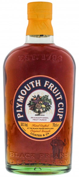Plymouth Fruit Cup 0,7L 30%