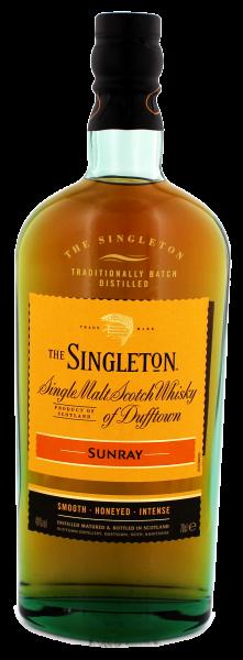 The Singleton Sunray Single Malt Whisky 0,7L 40%