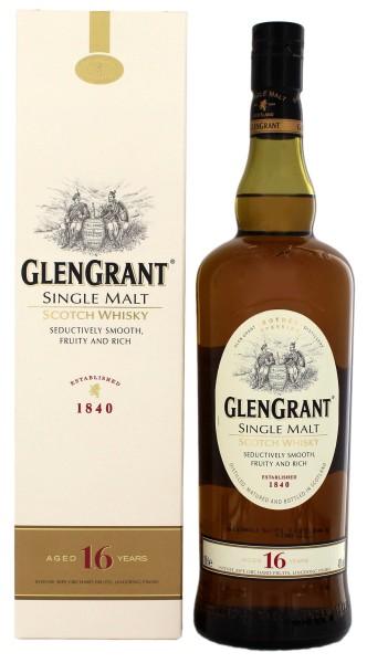 Glen Grant Malt Whisky 16 Jahre, 1,0L 43%