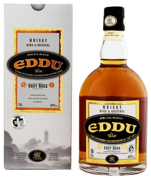Eddu Grey Rock Blended Whisky, 0,7 L, 40%