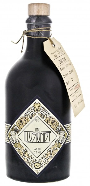 The Illusionist Dry Gin BIO 0,5L 45,0%