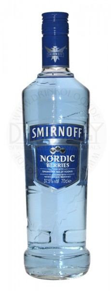 Smirnoff Nordic Berries Vodka