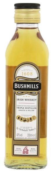 Bushmills Irish Whiskey Original 0,2L 40%