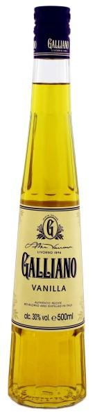 Galliano Vanille Liqueur, 0,5 L, 30%