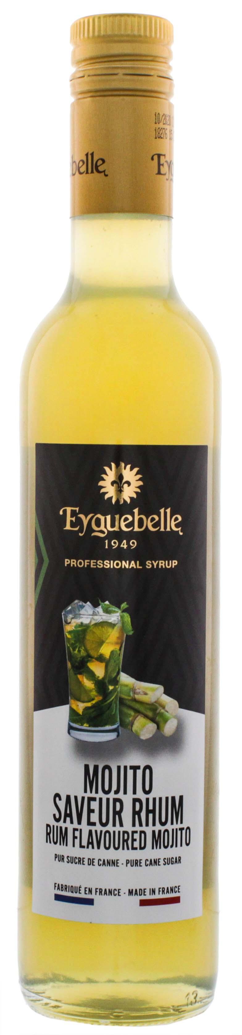 Eyguebelle Sirup Mojito 0,5L (Alk. frei)