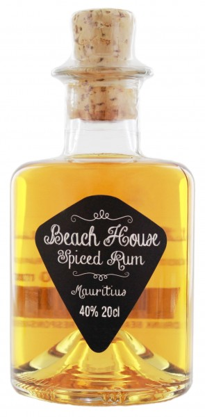 Beach House Spiced 0,2L 40%