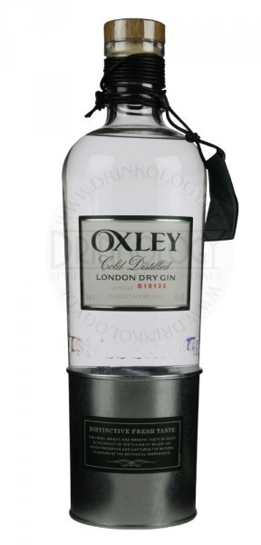 Oxley Dry Gin 1,0L 47%